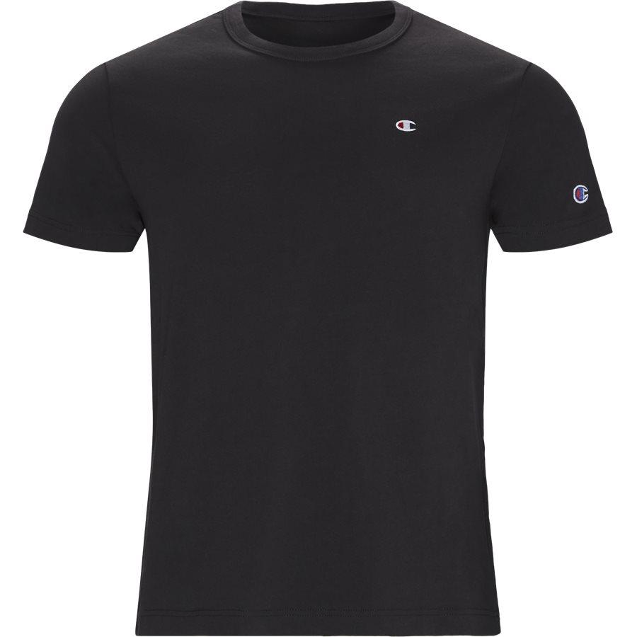 TEE 212974 - Tee 212974 - T-shirts - Regular - SORT - 1