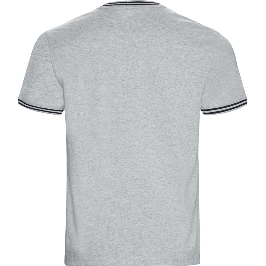 TEE 213034 - 213034 Tee - T-shirts - Regular - GRÅ - 2