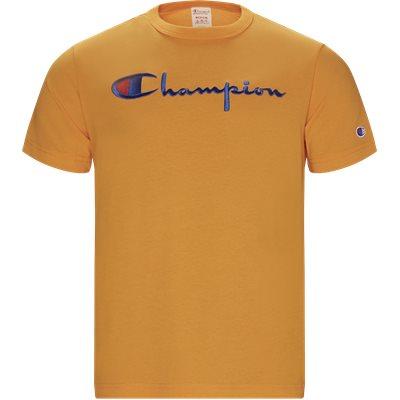 Logo Tee Regular fit | Logo Tee | Orange