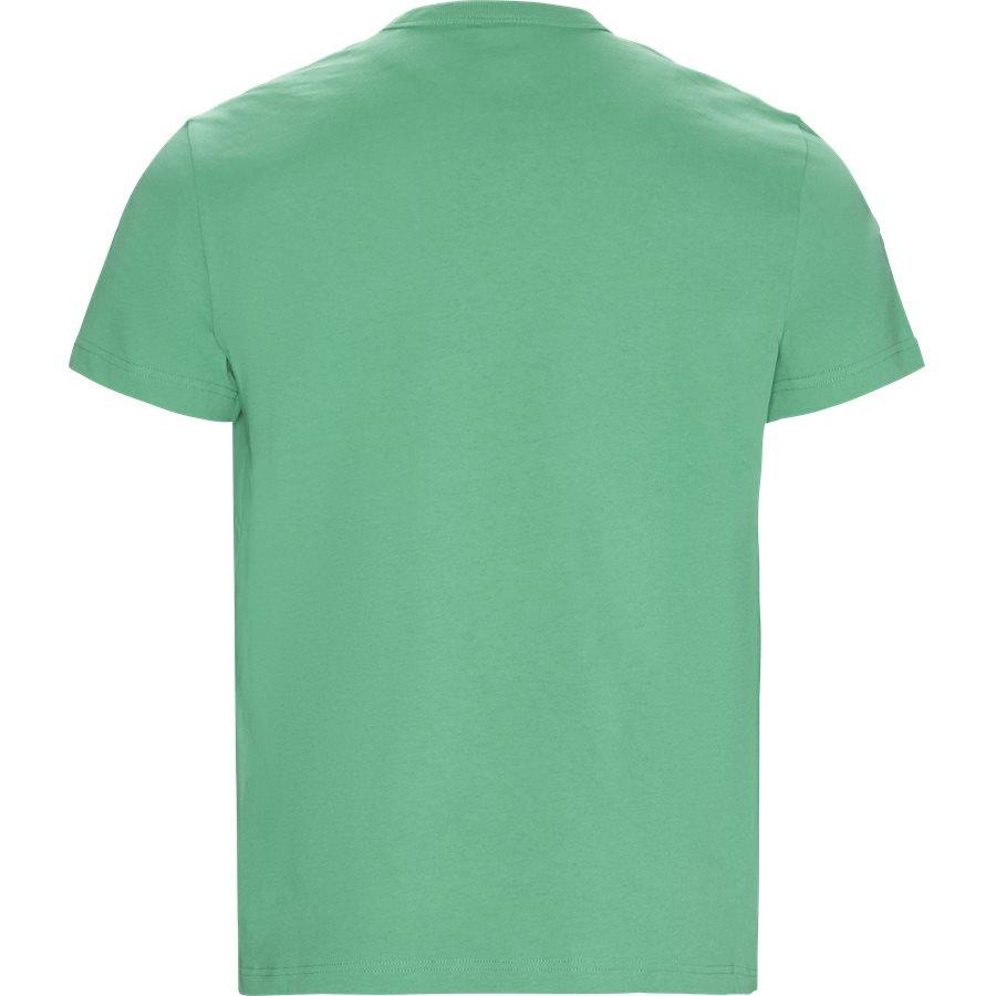 TEE 211985 - Tee 211985 - T-shirts - Regular - GRØN - 2