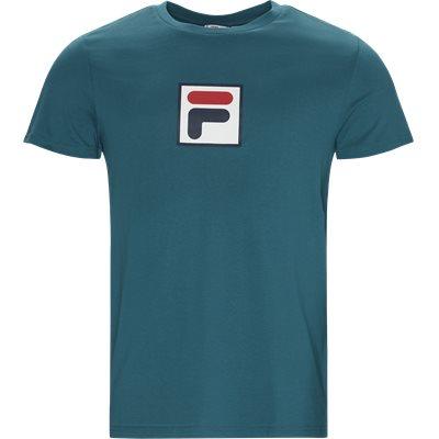 Regular | T-shirts | Grön