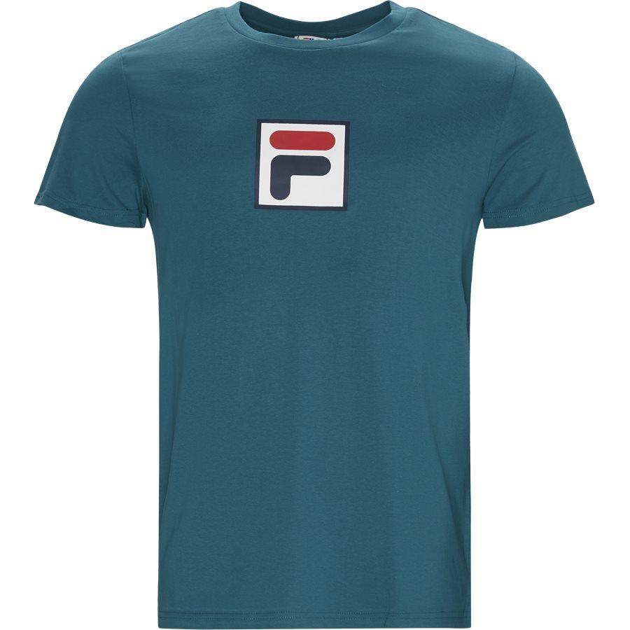 EVAN 2.0 TEE 682099 - Evan 2.0 Tee - T-shirts - Regular - GRØN - 1