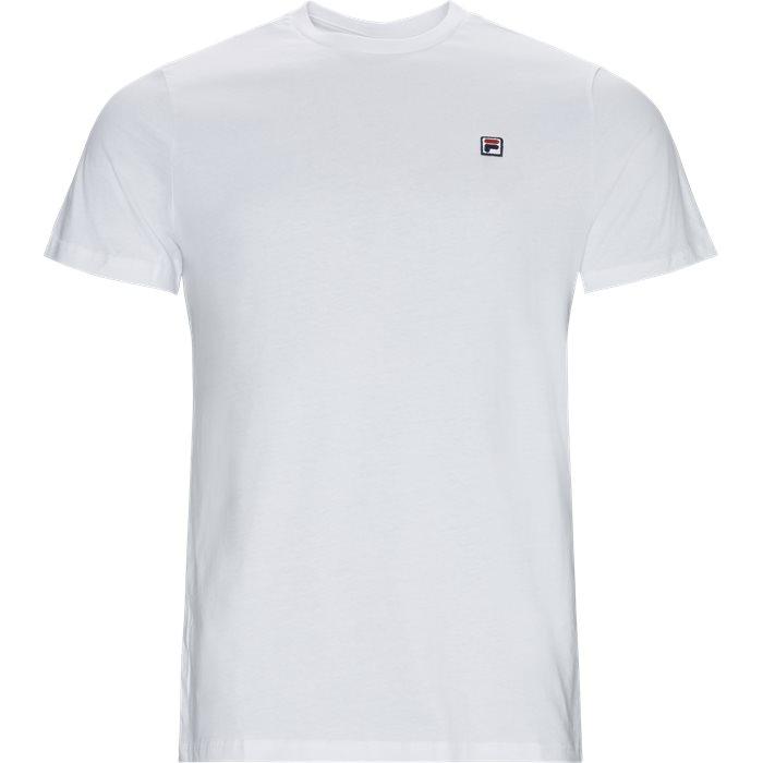 Seamus Tee - T-shirts - Regular - Hvid
