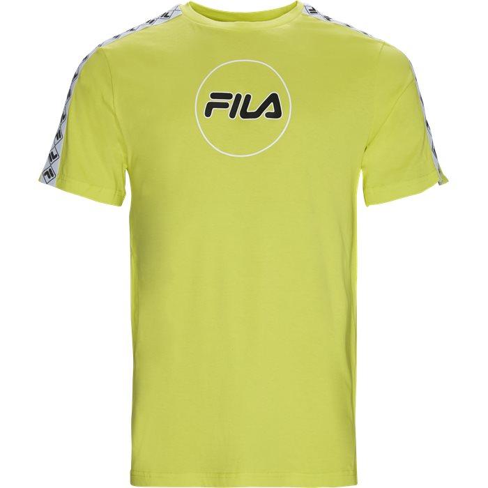 Rudy Tee - T-shirts - Regular - Gul