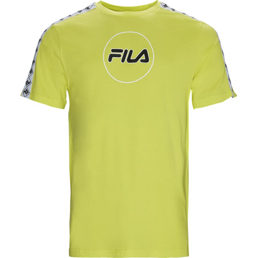 RUDY TEE 687130 - Rudy Tee - T-shirts - Regular - GUL - 1