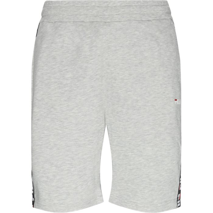Tristan Sweat Shorts - Shorts - Straight fit - Grå