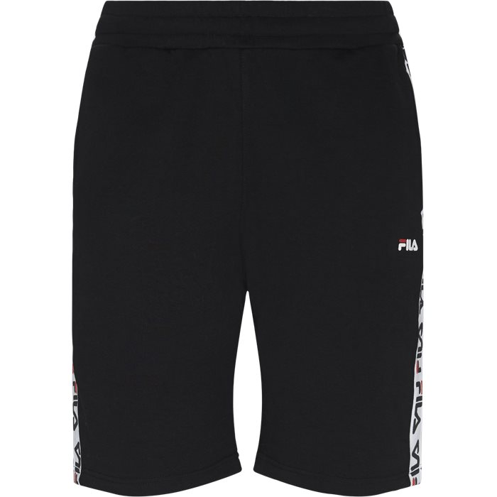 Tristan Sweat Shorts - Shorts - Straight fit - Sort