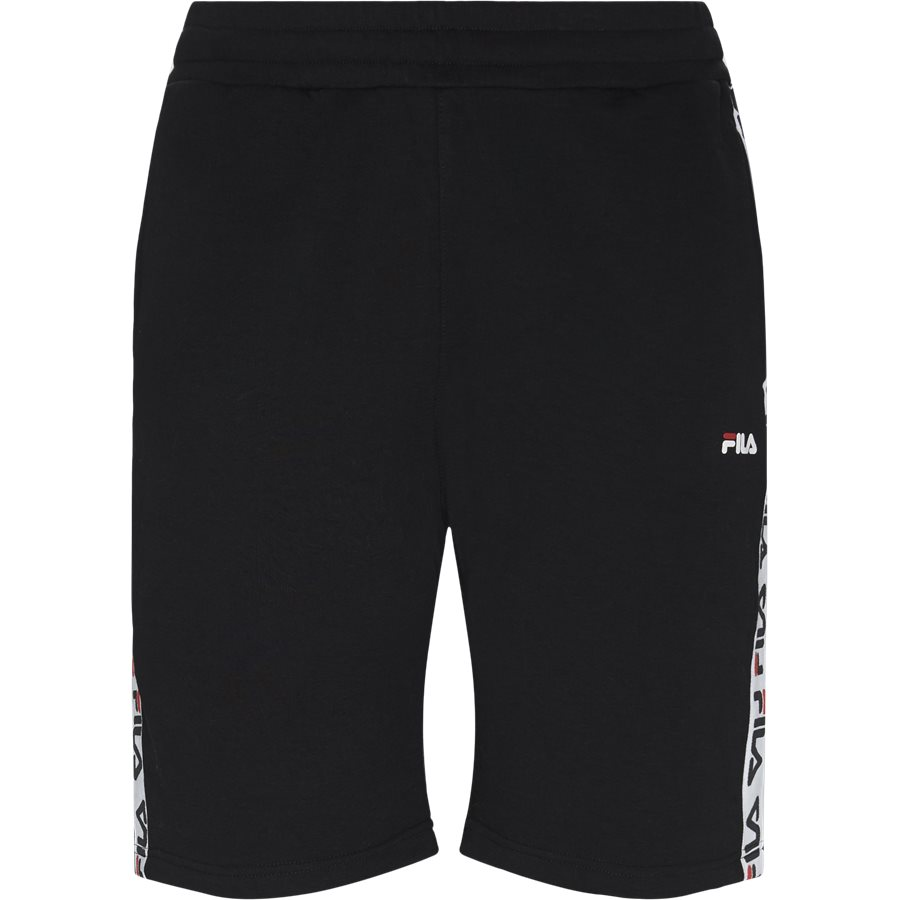TRISTAN SWEAT SHORTS 687021 - Tristan Sweat Shorts - Shorts - Straight fit - SORT - 1