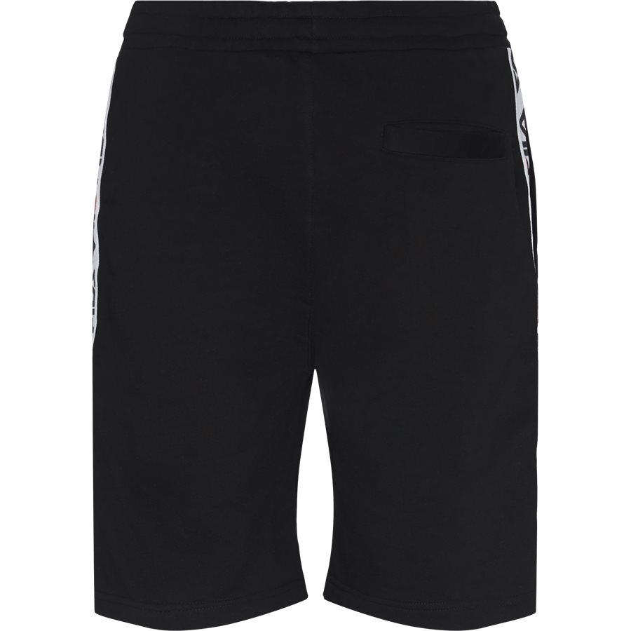 TRISTAN SWEAT SHORTS 687021 - Tristan Sweat Shorts - Shorts - Straight fit - SORT - 2