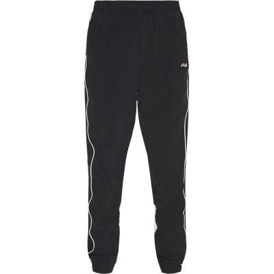 Talmon Sweatpants Tapered fit | Talmon Sweatpants | Sort