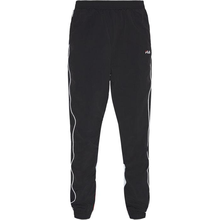 Talmon Sweatpants - Bukser - Tapered fit - Sort