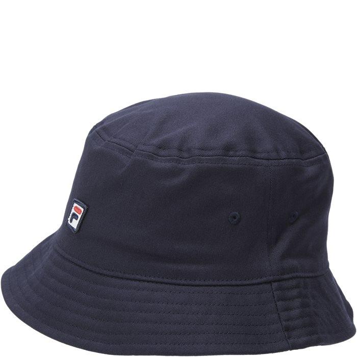 Bucket Hat - Caps - Blå