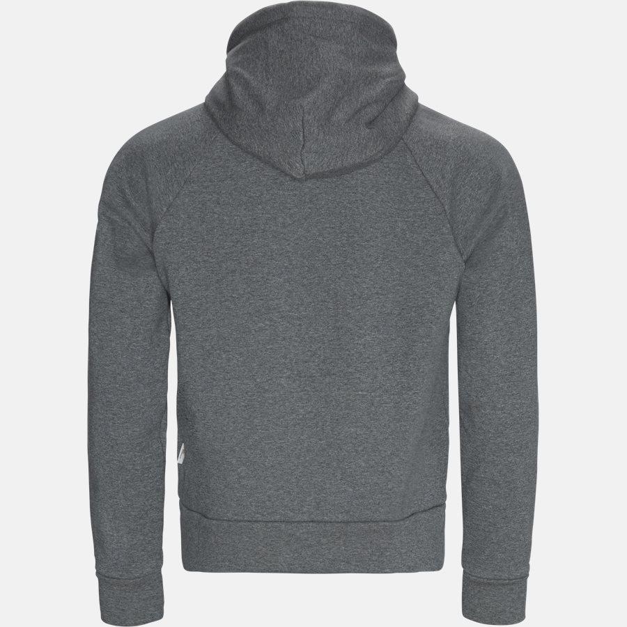 8000450 8099F - Sweatshirts - Regular fit - GREY - 2