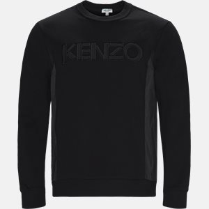Regular slim fit | Sweatshirts | Sort