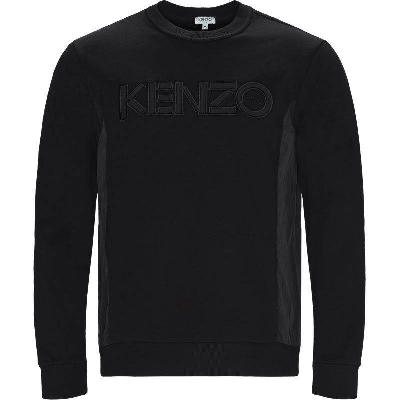 Billede af Kenzo Regular slim fit 5SW1924MC Sweatshirts Black
