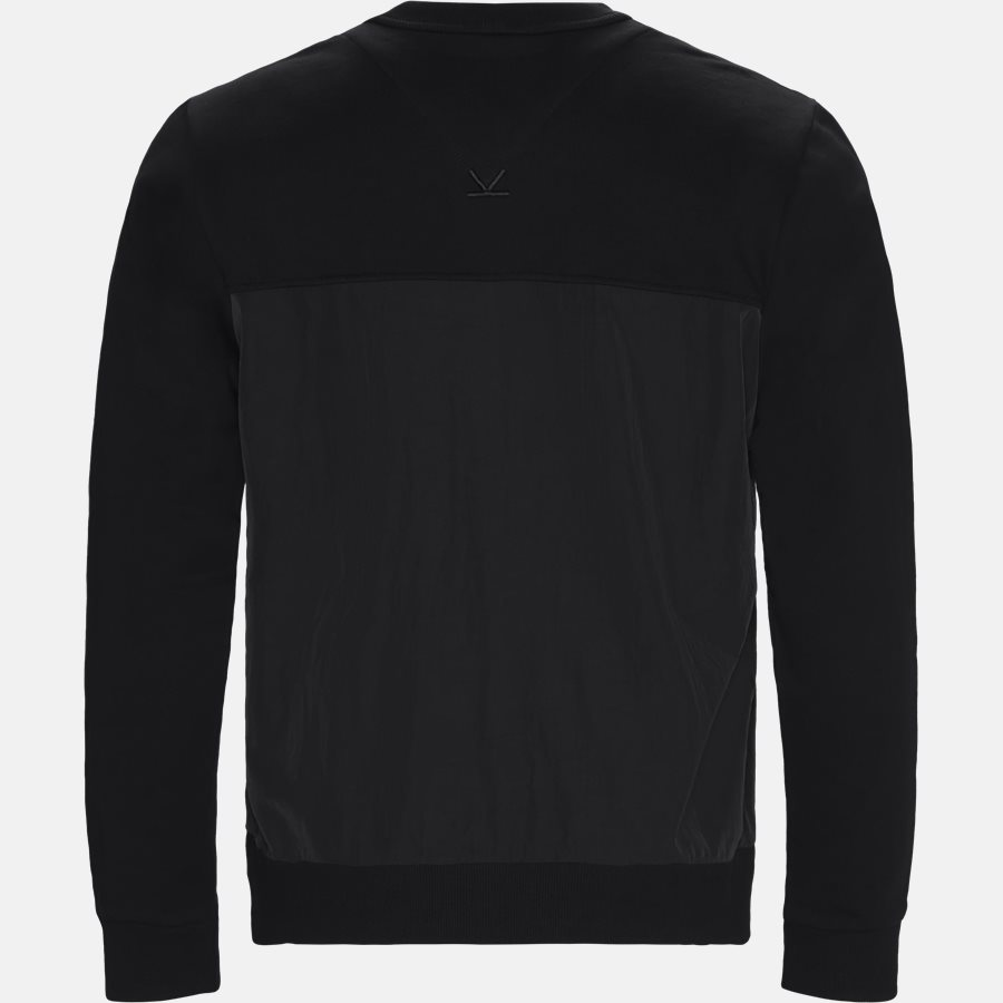 5SW1924MC - Sweatshirts - Regular slim fit - BLACK - 2