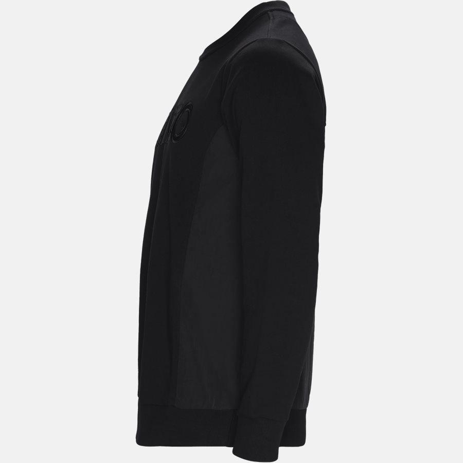5SW1924MC - Sweatshirts - Regular slim fit - BLACK - 3