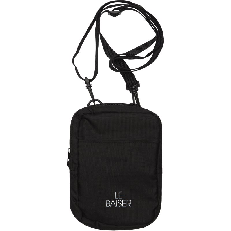 Image of   Le Baiser Mini Bag Tasker Sort