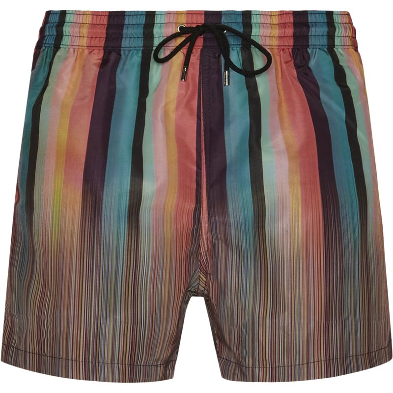 Paul smith accessories regular fit 239p a40083 shorts multi fra paul smith accessories på axel.dk