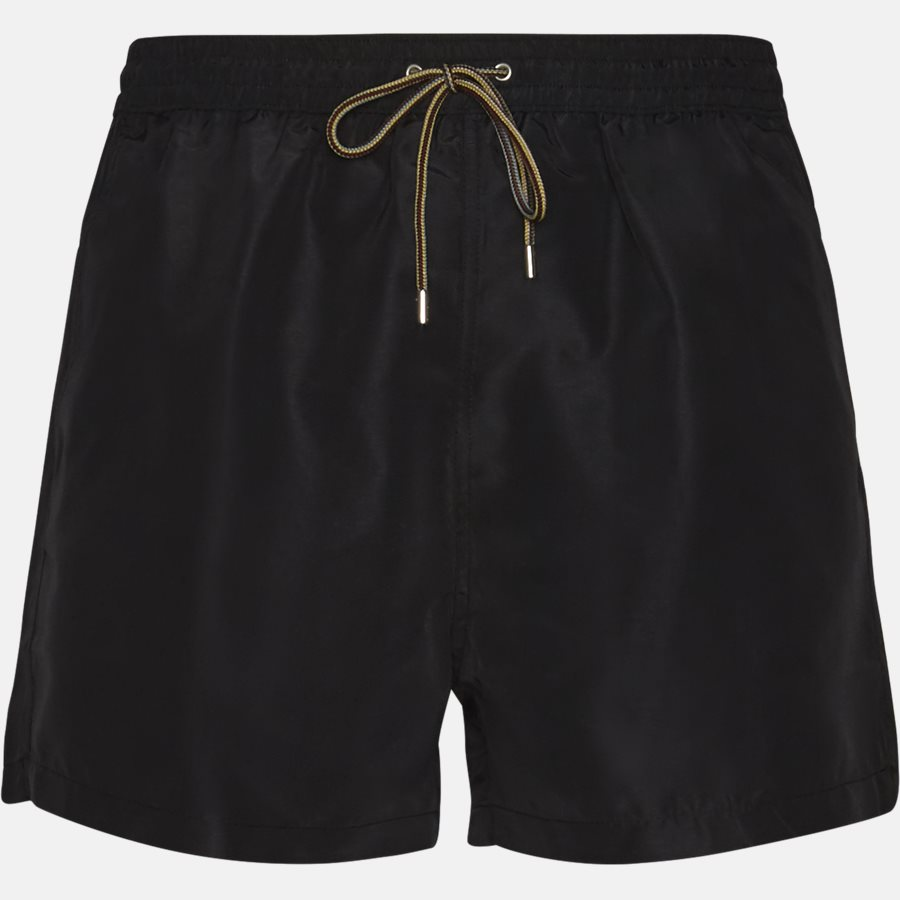 239B A40003 - Shorts - Regular fit - BLACK - 1