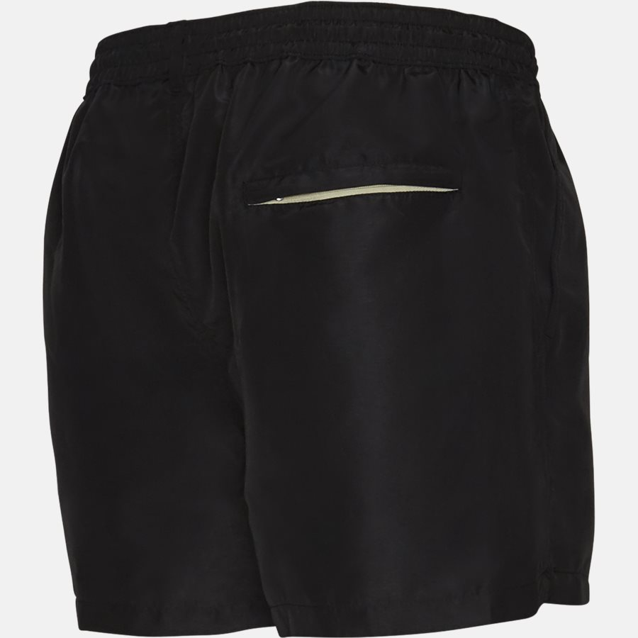 239B A40003 - Shorts - Regular fit - BLACK - 3