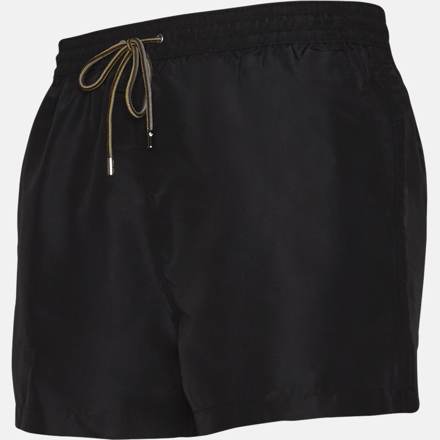 239B A40003 - Shorts - Regular fit - BLACK - 4
