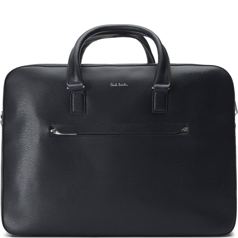 Paul smith accessories 5741 a40190 tasker navy fra paul smith accessories på axel.dk