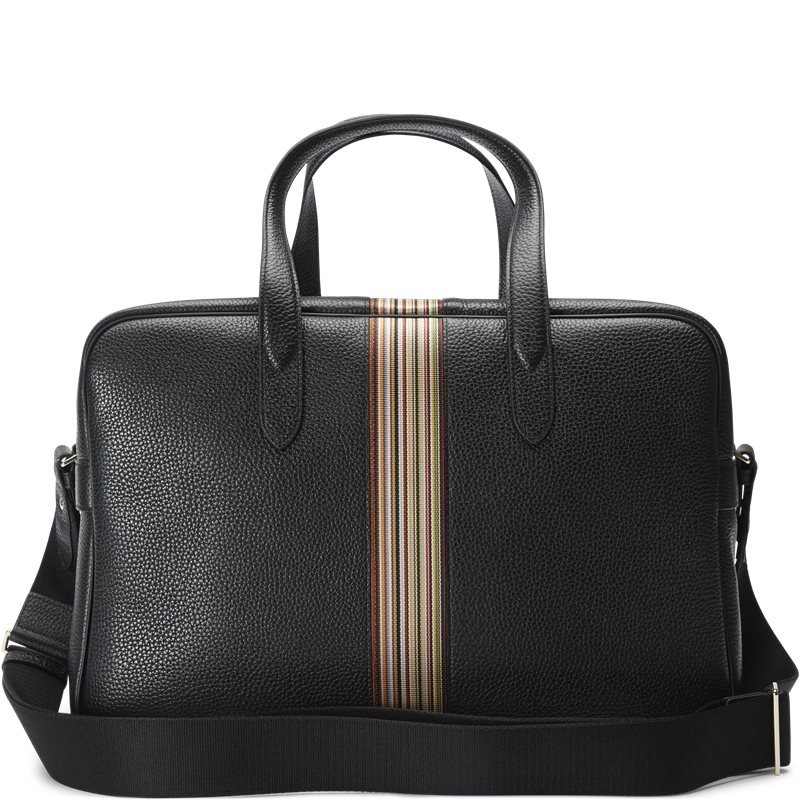 paul smith accessories Paul smith accessories 5359 a40009 tasker black på axel.dk