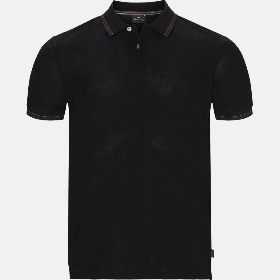 151LJ B20069 - T-shirt  - T-shirts - Regular fit - BLACK - 1
