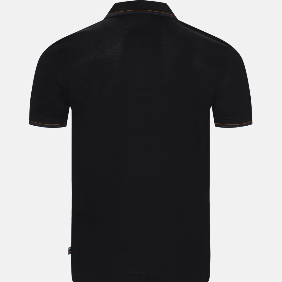 151LJ B20069 - T-shirt  - T-shirts - Regular fit - BLACK - 2
