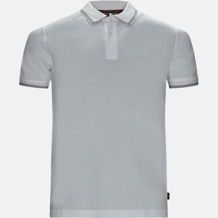 T-shirt  - T-shirts - Regular fit - Hvid