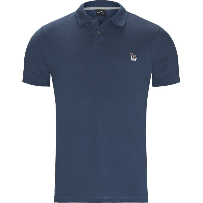 Billede af PS by Paul Smith Regular fit 534LZ B20067 T-shirts Grey/blue