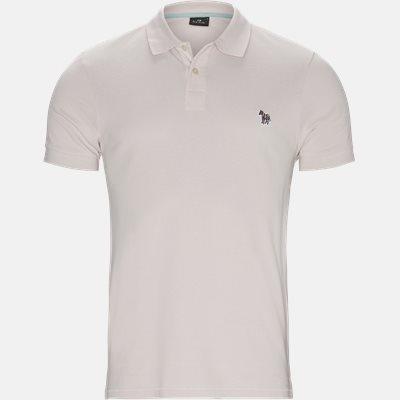 Regular fit | T-shirts | Rød