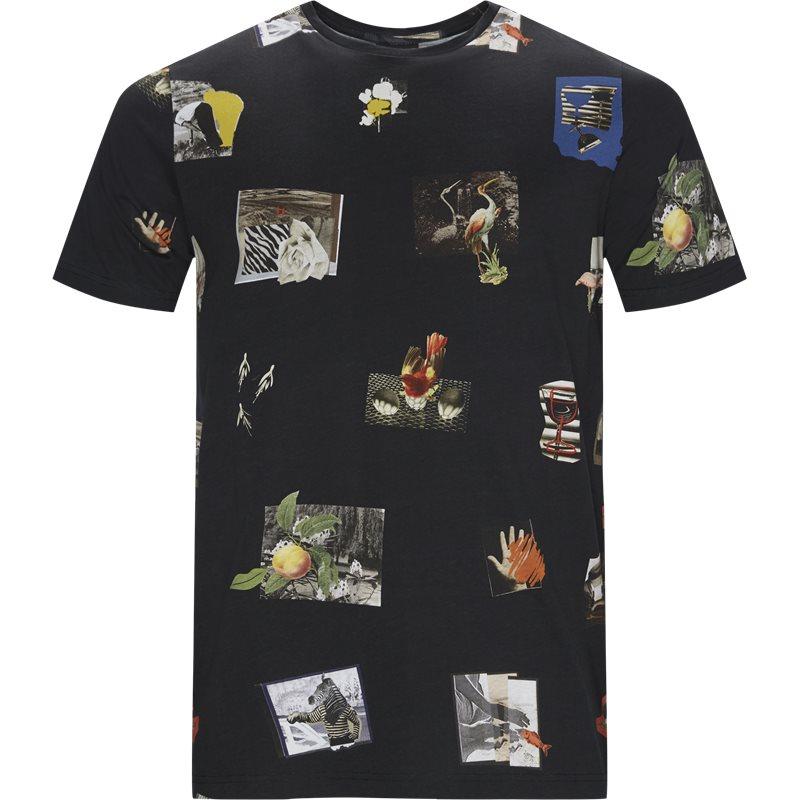 Billede af PS by Paul Smith Regular fit 51S AP0917 T-shirts Black