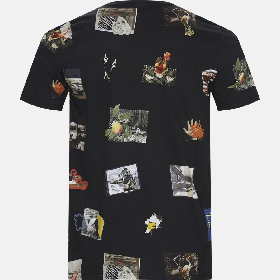 51S AP0917 - T-shirts - Regular fit - BLACK - 2