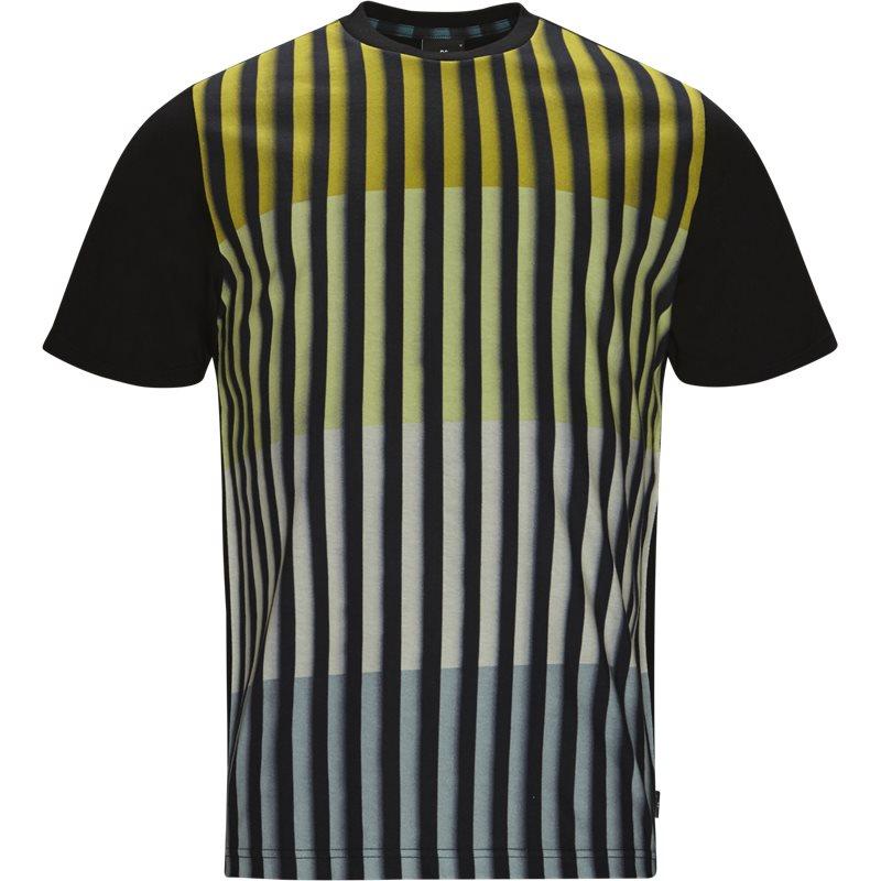 Billede af PS by Paul Smith Regular fit 11R AP0929 T-shirts Black