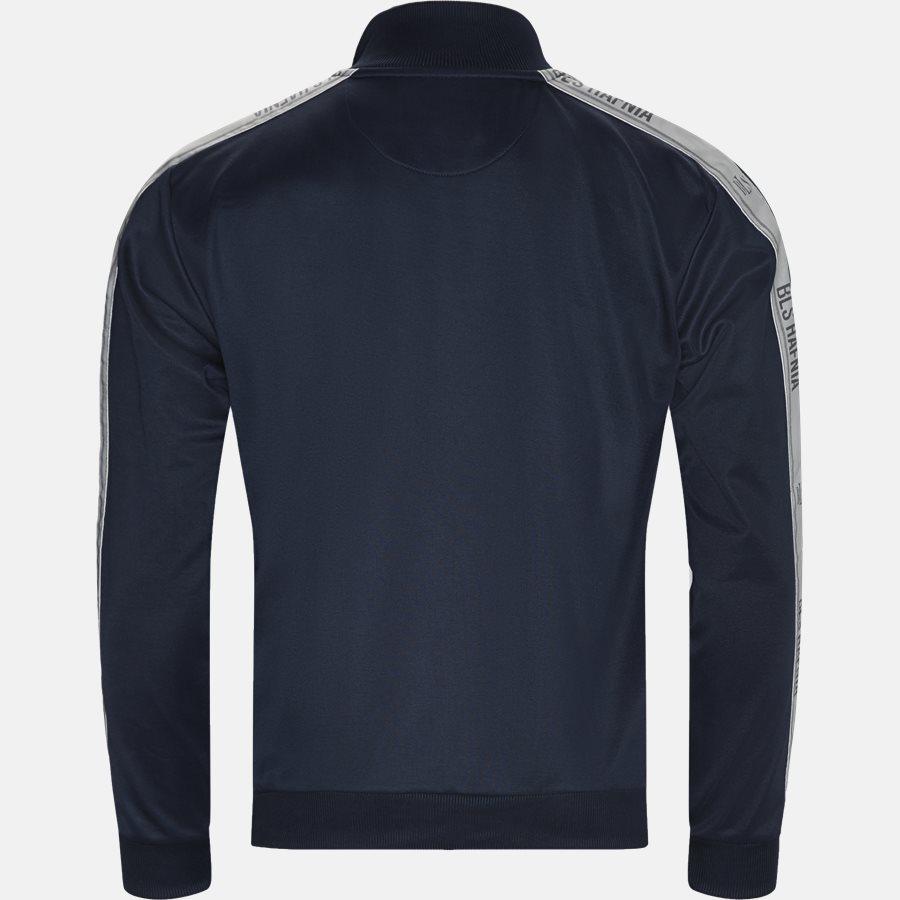 CASTELLANO TRACK JACKET - Sweatshirt  - Sweatshirts - Regular fit - NAVY - 2