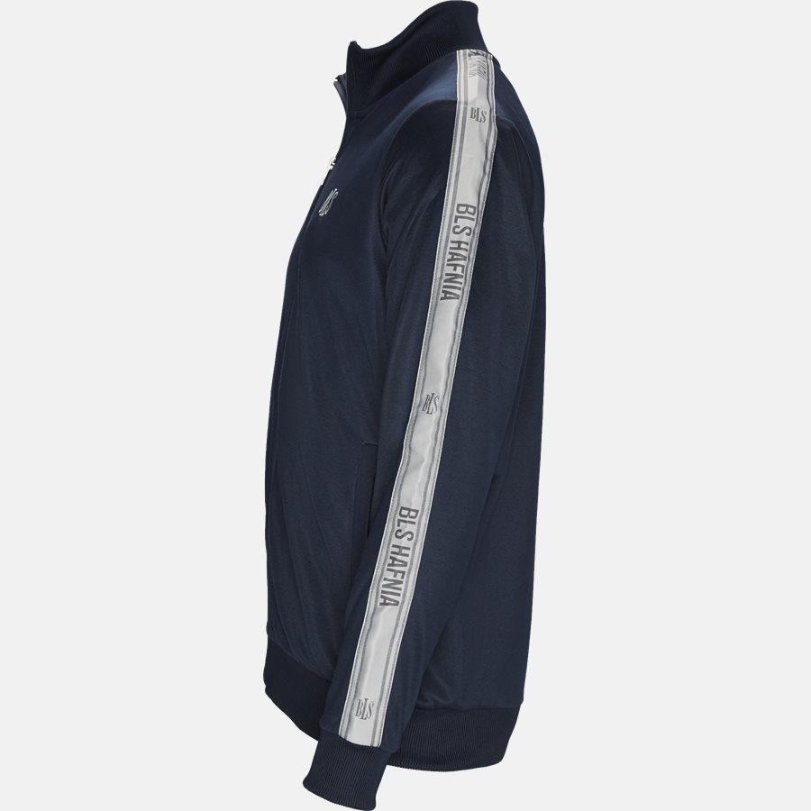 CASTELLANO TRACK JACKET - Sweatshirt  - Sweatshirts - Regular fit - NAVY - 3