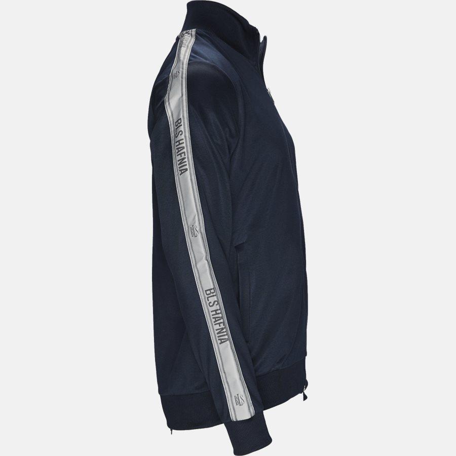 CASTELLANO TRACK JACKET - Sweatshirt  - Sweatshirts - Regular fit - NAVY - 4