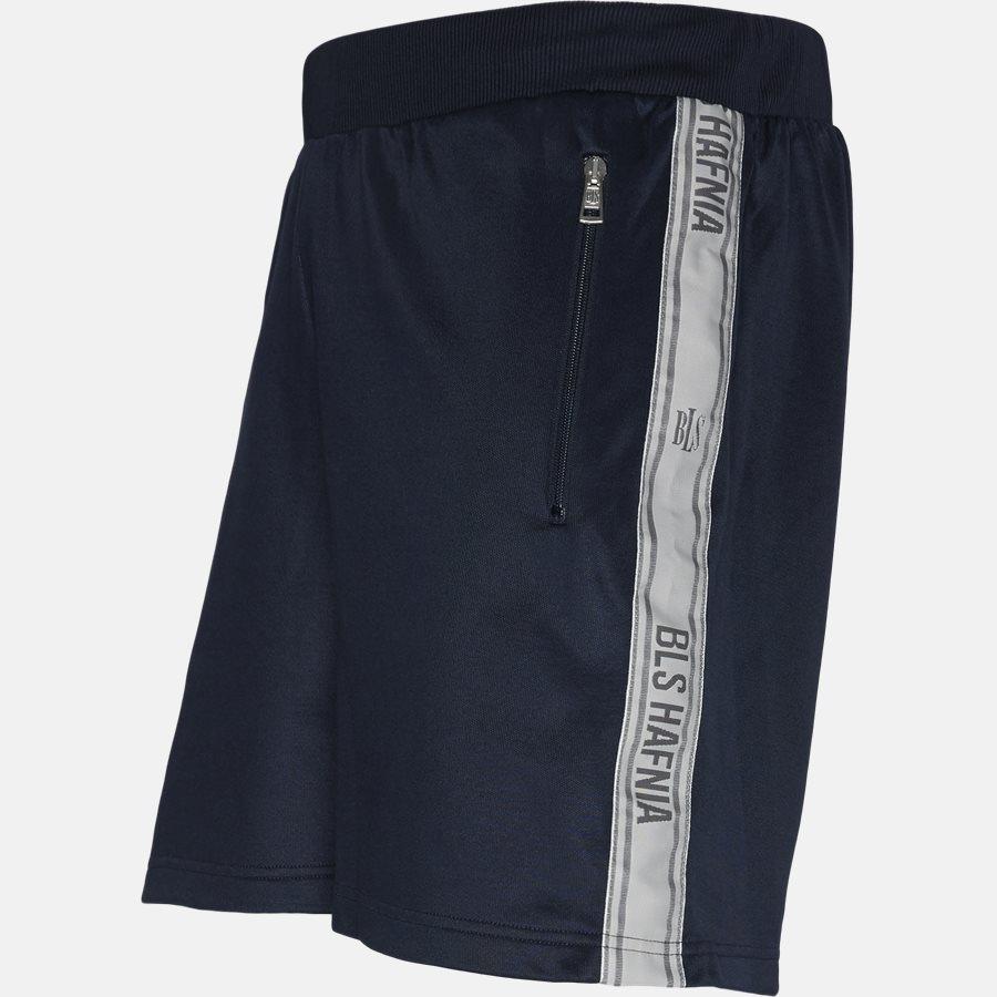 CASTELLANO TRACK SHORTS - shorts - Shorts - Regular fit - NAVY - 4