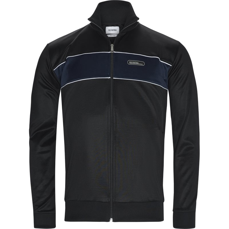 Billede af BLS Regular fit RUSO TRACK JACKET Sweatshirts Black