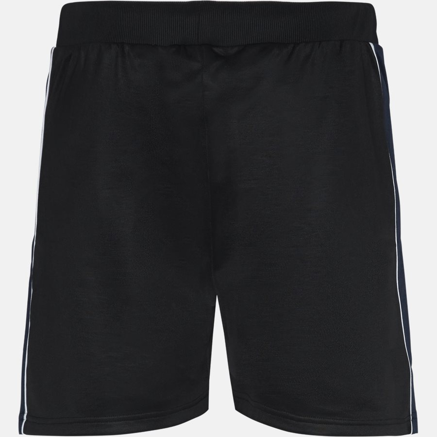 RUSO TRACK SHORTS - Shorts - Regular fit - BLACK - 2