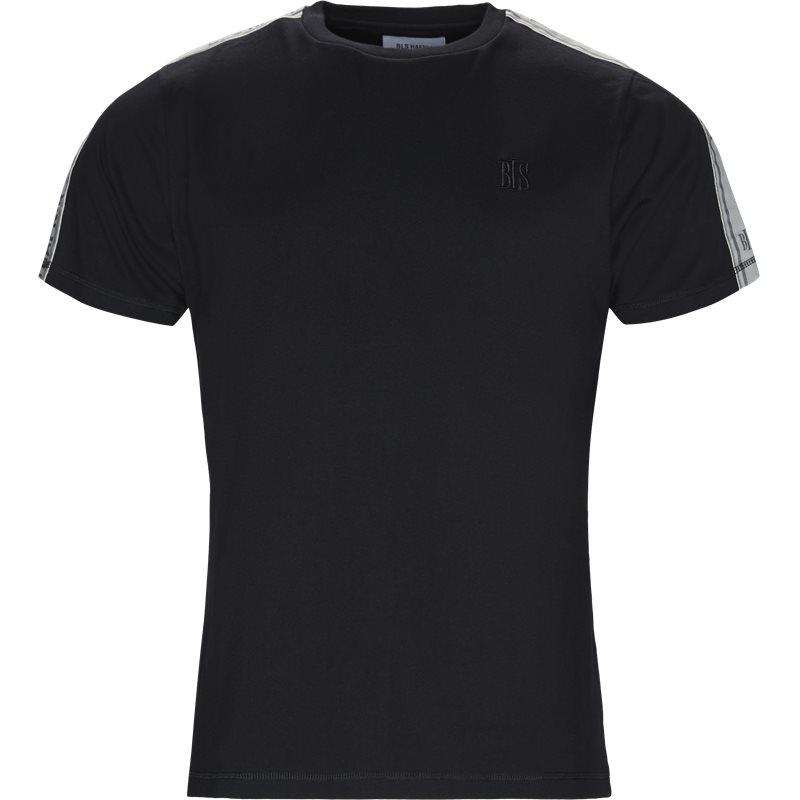Billede af BLS Regular fit CASTELLANO T-SHIRT T-shirts Black