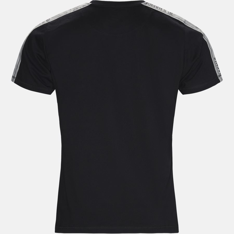 CASTELLANO T-SHIRT - T-shirts - Regular fit - BLACK - 2
