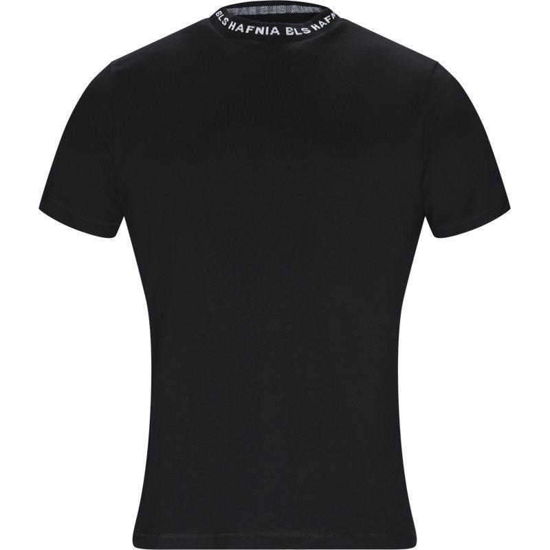 Billede af BLS Regular fit COHEN T-SHIRT T-shirts Black