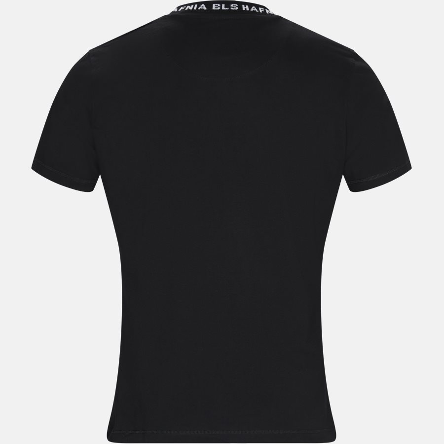 COHEN T-SHIRT - T-shirts - Regular fit - BLACK - 2