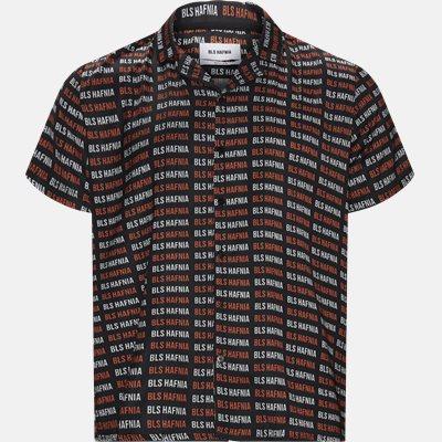 Kortærmede skjorter | Orange