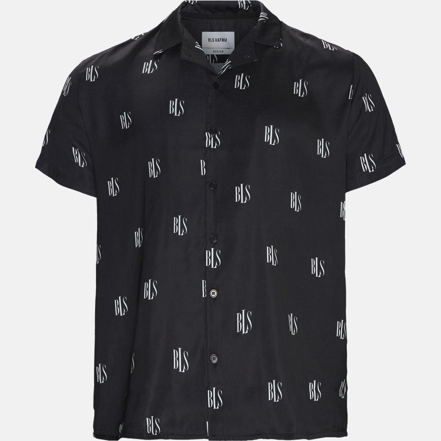 HERNANDEZ SHIRT - Skjorter - Regular fit - BLACK - 1