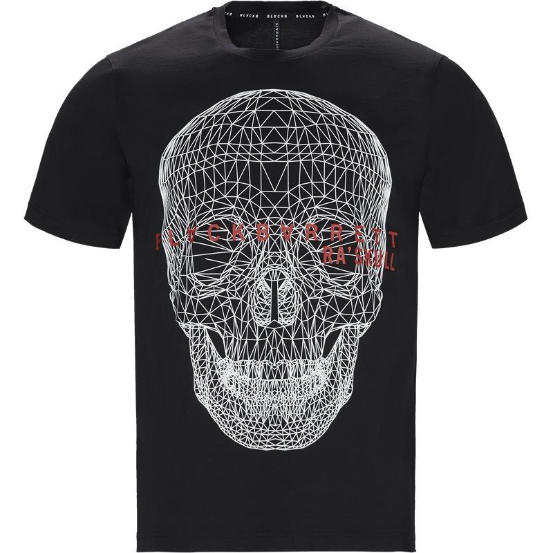 Billede af BLACKBARRETT Regular fit XJT 267 T-shirts Black