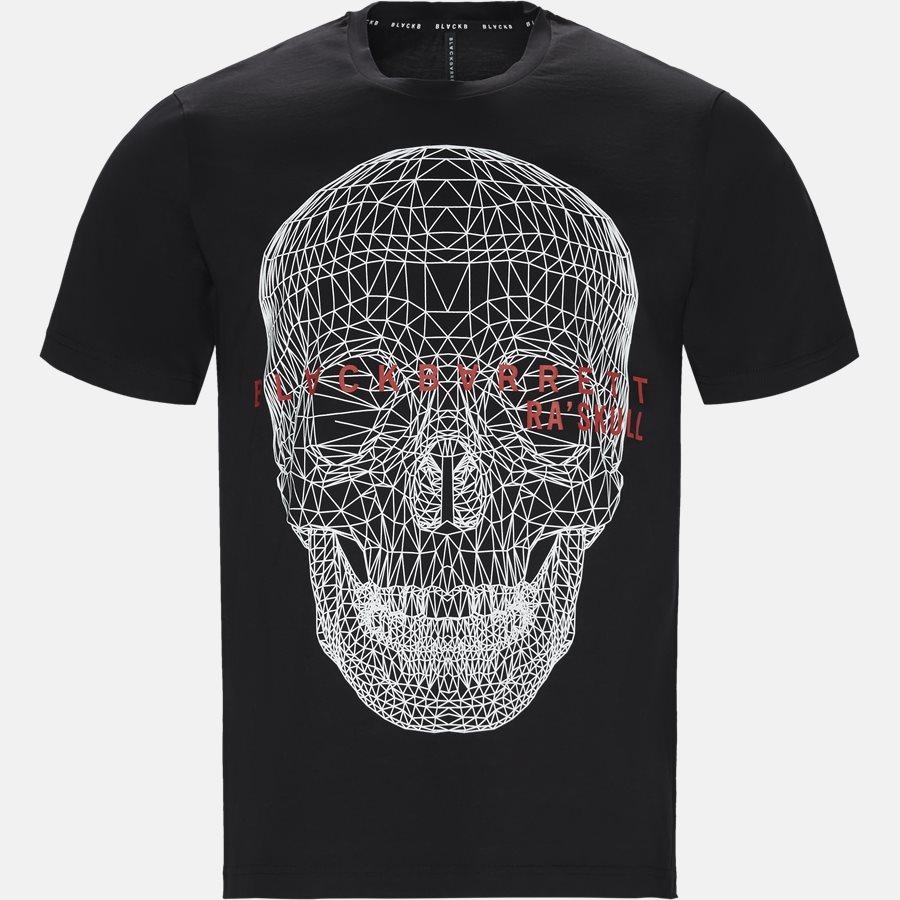XJT 267 - T-shirts - Regular fit - BLACK - 1
